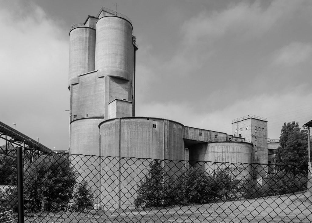 水泥工廠。astrid westvang(CC BY-NC-ND 2.0)