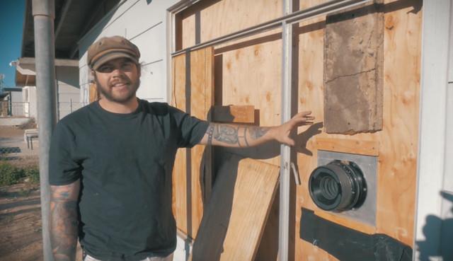 Transformar uma casa numa câmara fotográfica