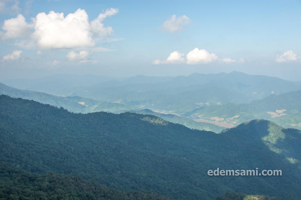 Таиланд Чианграй Пхатанг горы