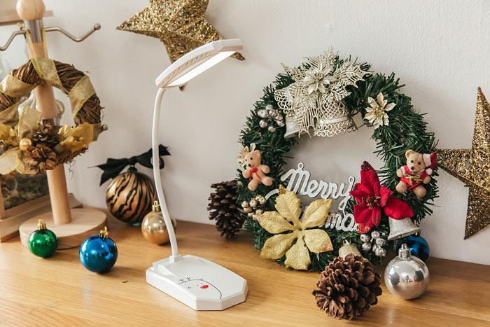 聖誕節款檯燈