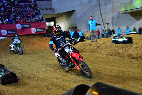 Malcolm Stewart, SX1, Supercross & Freestyle Barcelona, Palau Sant Jordi 2018