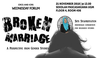 Broken Marriage: A Perspective From Gender Studies
