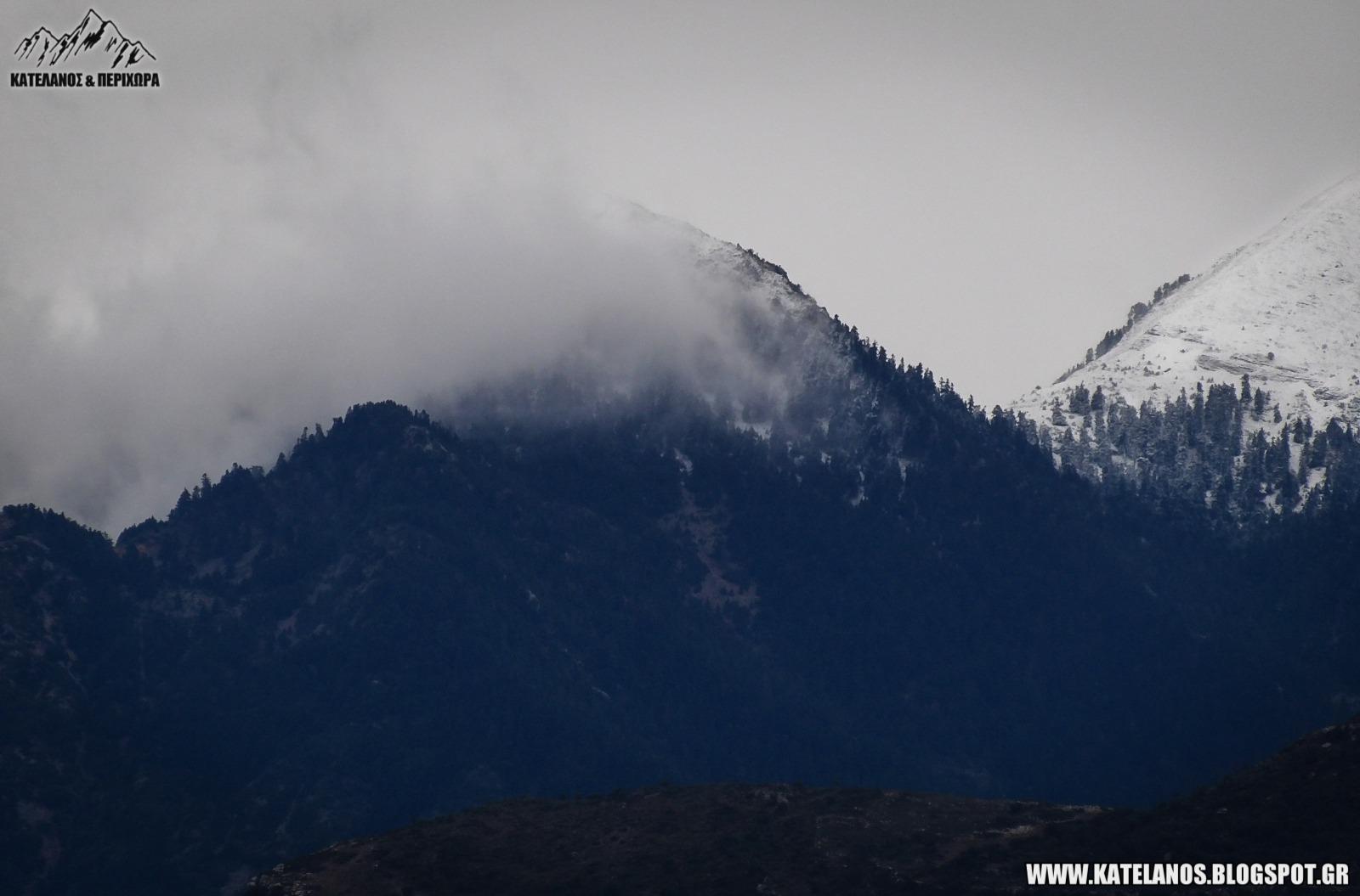 γερακουλα κορυφη χιονια