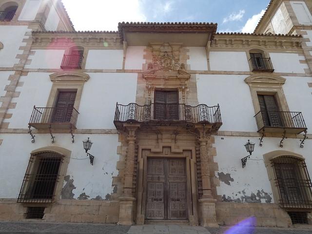 Casa de las torres en Tembleque (Castilla-La Mancha, Toledo)