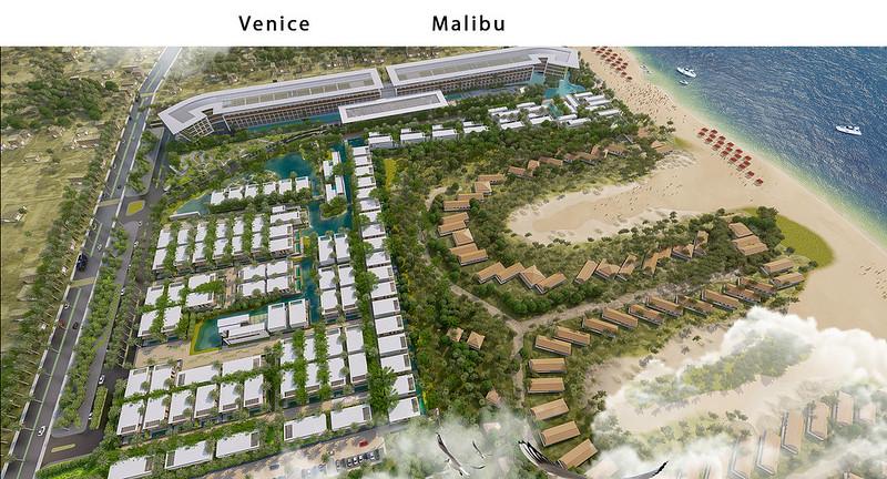 2 toà Malibu và Venice Hội An