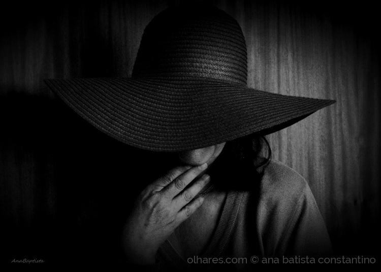 Fotografia em Palavras: Auto-retrato sem rosto