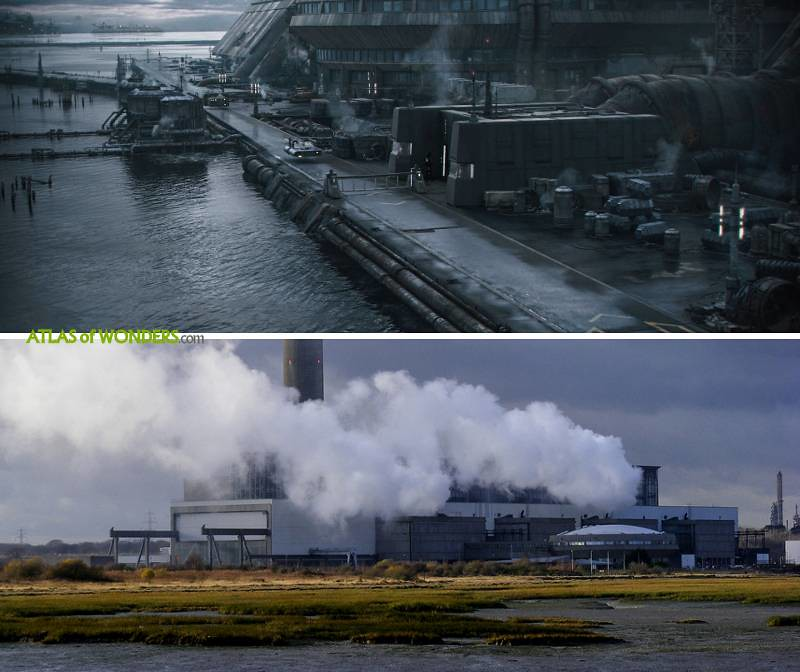 Solo film locations