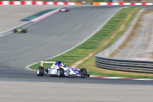 Rafael Villanueva, Campeonato de España de Fórmula 4, Los Arcos 2018