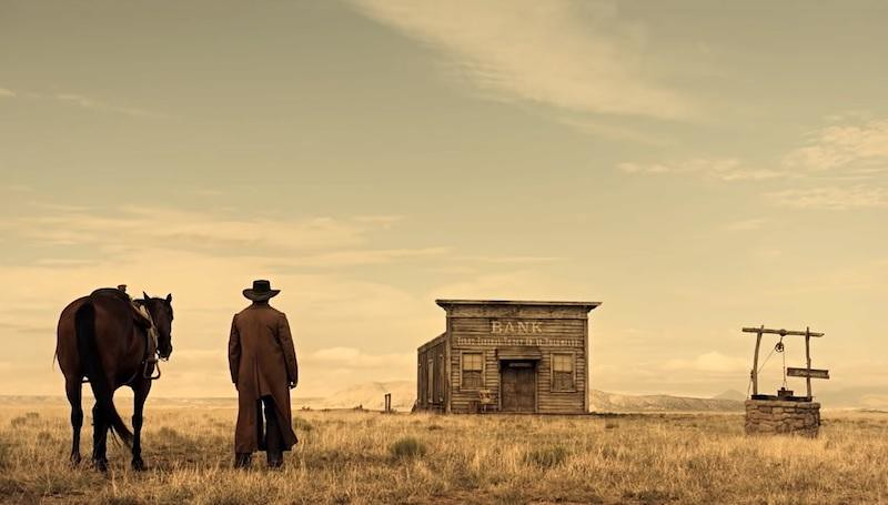 Where was Buster Scruggs filmed