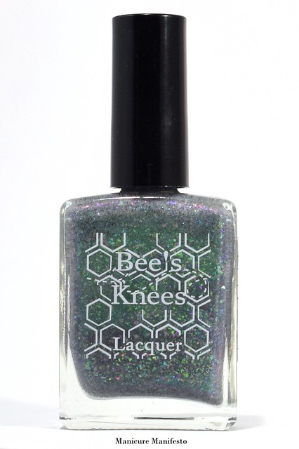 Bees Knees Lacquer Luck Isn't A Superpower
