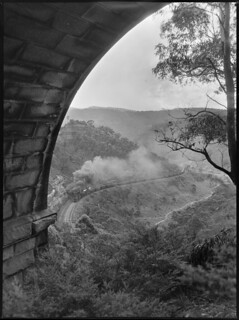 Zig Zag looking west from under No.1 viaduct | by NSW State Archives and Records