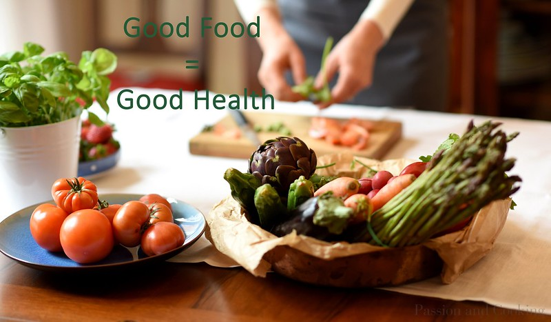 môi giới BĐS nên bổ sung rau quả và trái cây