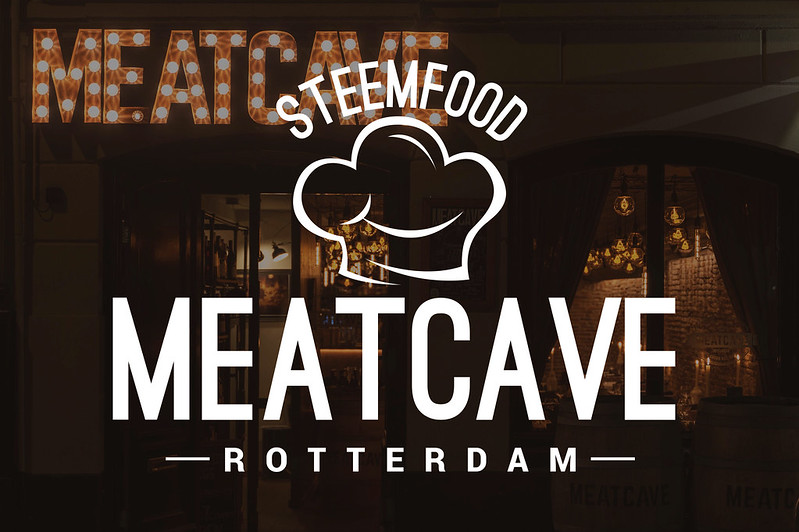 STEEM Food Tours #45 : Meatcave – Rotterdam