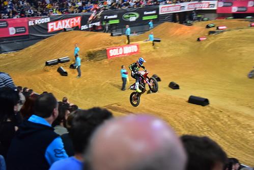 Axel Boldrini, SX125, Supercross & Freestyle Barcelona, Palau Sant Jordi 2018