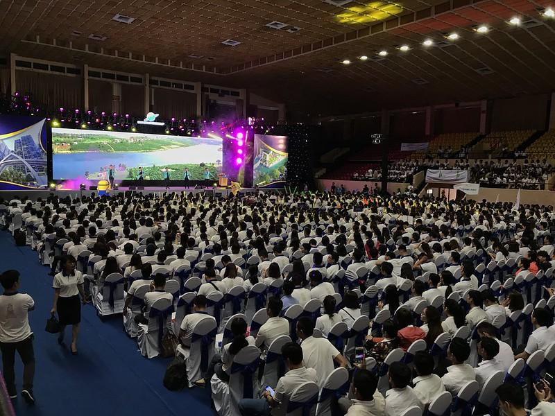 ERA Việt Nam tham dự lễ ra quân dự án Sunshine City Saigon