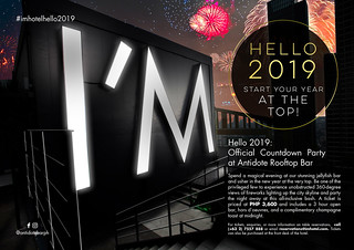 Hello 2019 I_M Hotel Official Countdown Party | by OURAWESOMEPLANET: PHILS #1 FOOD AND TRAVEL BLOG