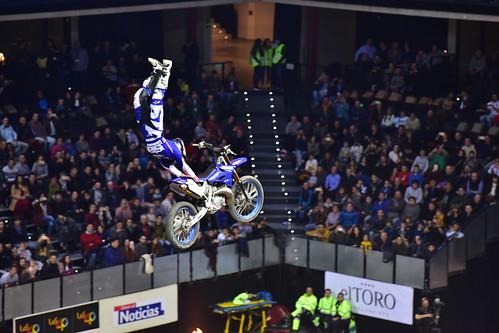 Tom Pagès, X-Gravity FMX, Navarra Arena 2018