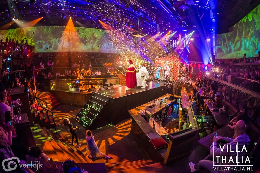 Uitverkocht Villa Thalia geniet van sprookjeshuwelijk Assepoester