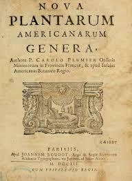 Nova Plantarum Americanarum