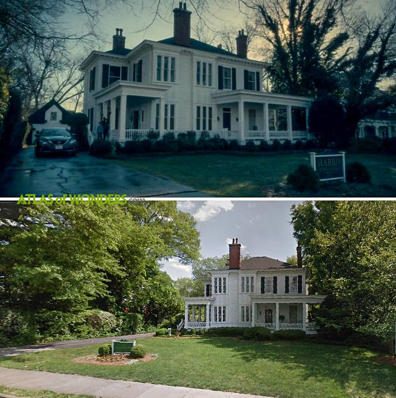 Where was Hill House filmed