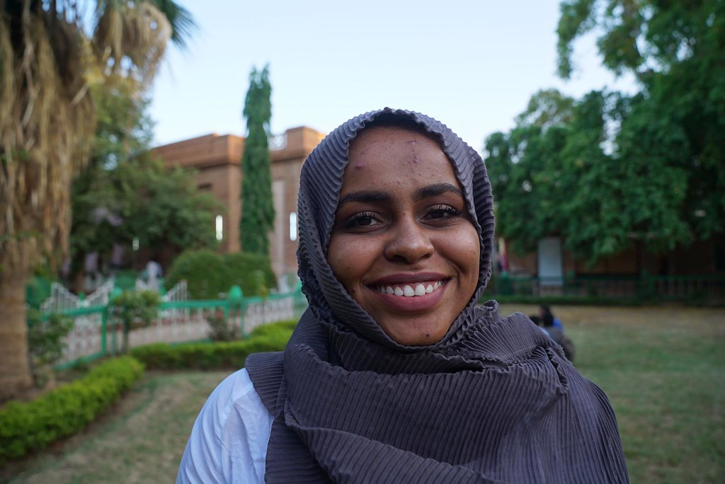Medical Student And Anti FGM Campaigner In Sudan