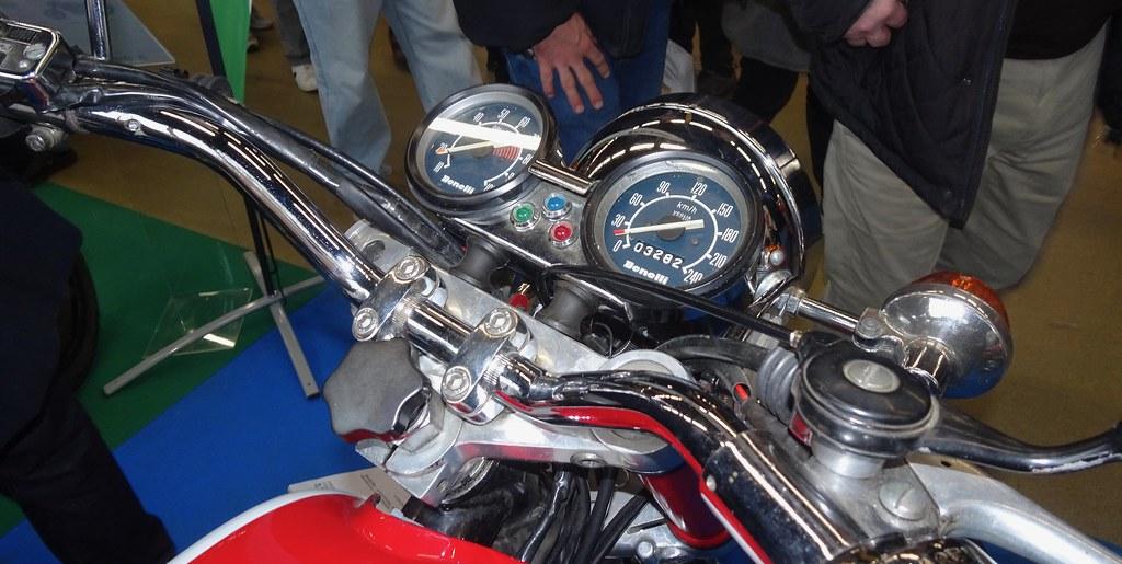 Benelli 650 Tornado 1972 44214993610_0e82e8779e_b