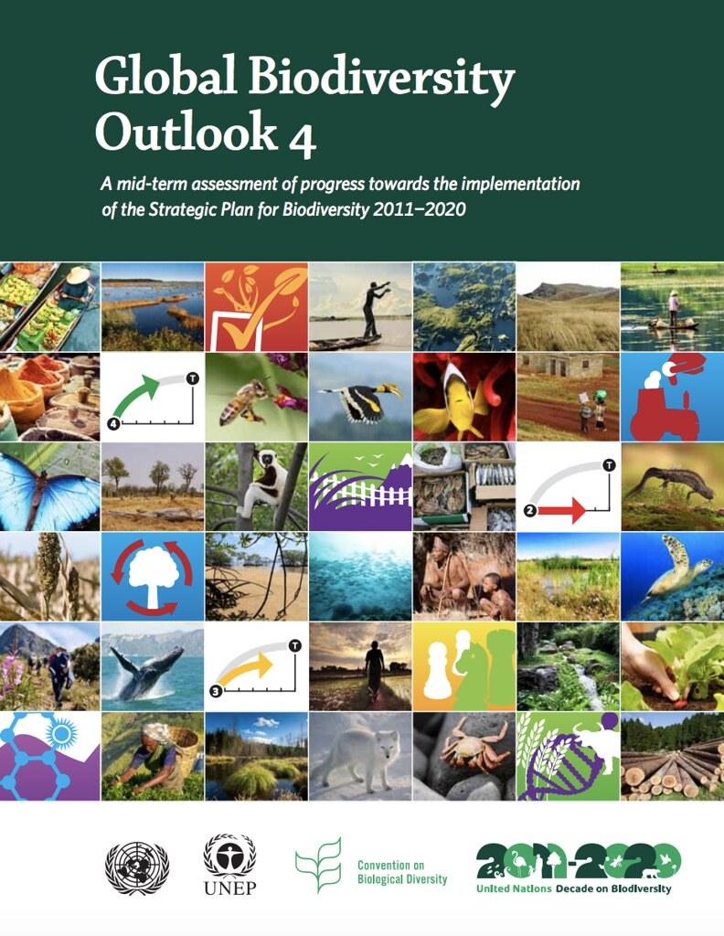 第四版全球生物多樣性展望