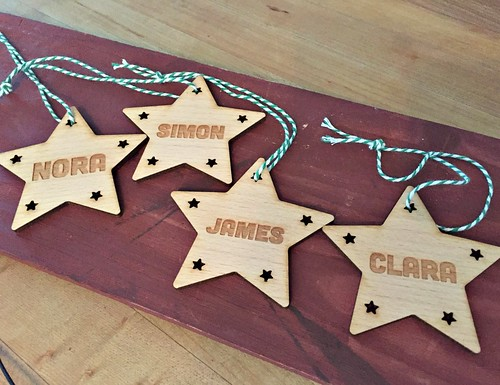 star ornaments for a meaningful christmas
