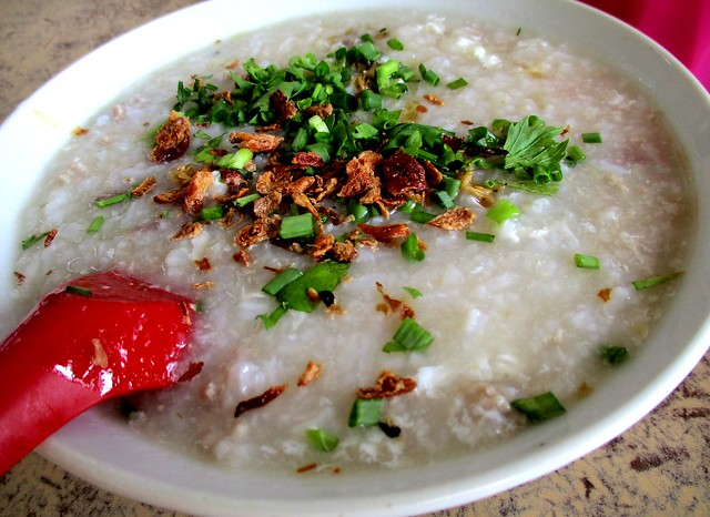 Choon Seng meat porridge 1