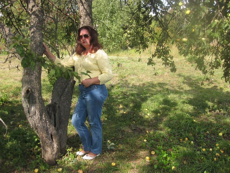 Копылова (Маркина) Надежда Николаевна. Летняя фотосессия