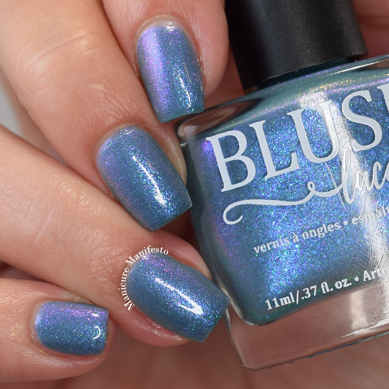 Blush Lacquer Ocean Moonbeam