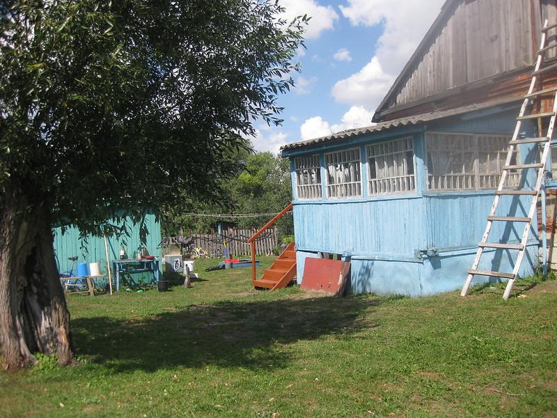 Дом Воробьёва Николая