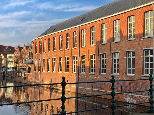 Corte de Malinas en Lier (Flandes)
