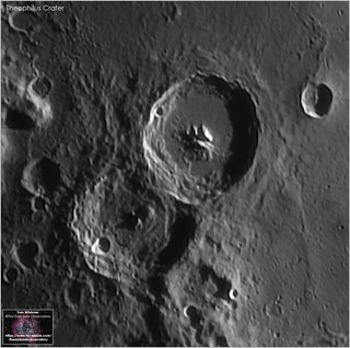 Theophilus Crater - September 15, 2018 | by The Dark Side Observatory