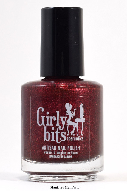 Girly Bits Red Velvet