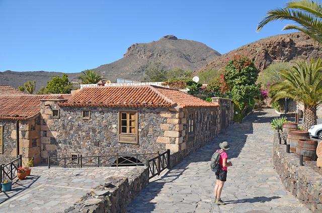 Merchant trail, San Miguel, Tenerife