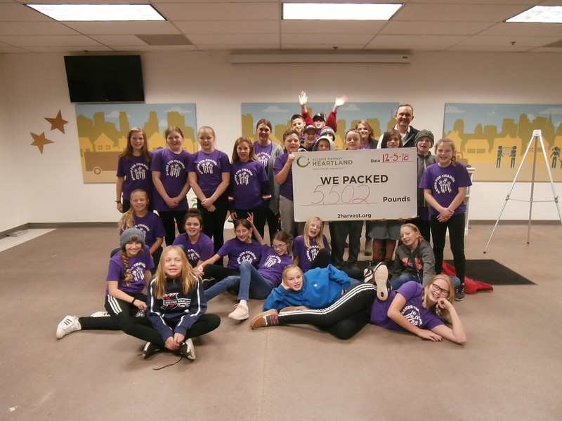 Trinity Lutheran Hands for Change 12-5-18