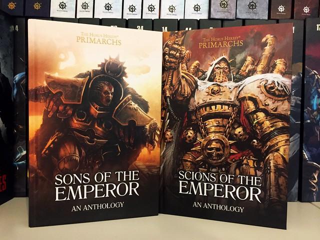 «Отпрыски Императора» | Scions of the Emperor