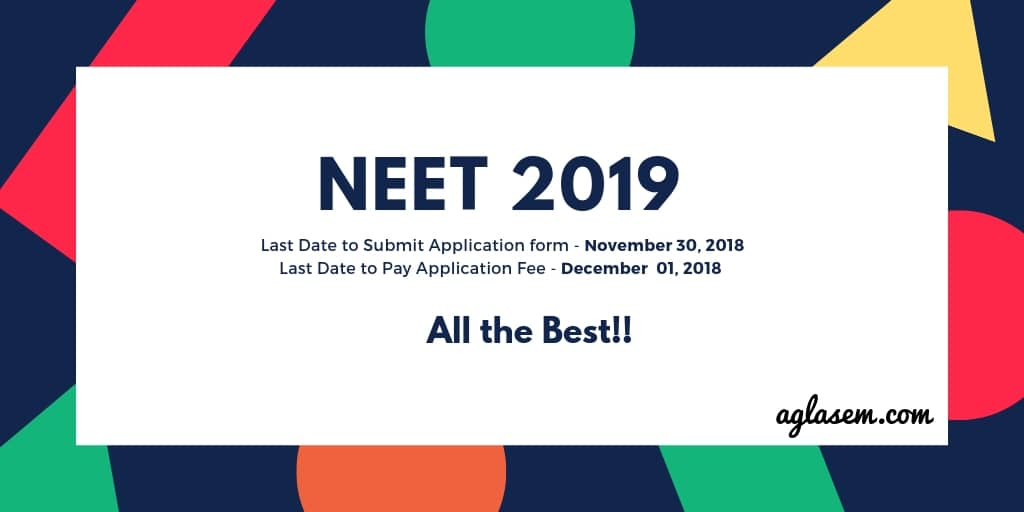 5 Things To Know About NEET 2019 - Deadlines, Mocktest, Centres, Pattern, Syllabus