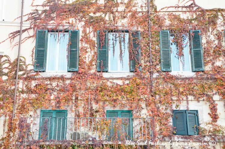 Amei essa casa ao redor da Piazza Navona