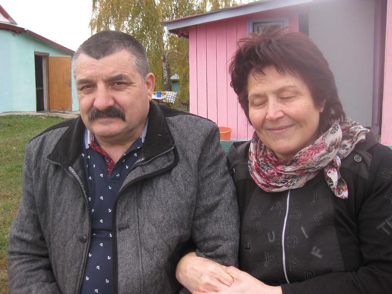 Митрофанов Иван его жена Митрофанова Рая