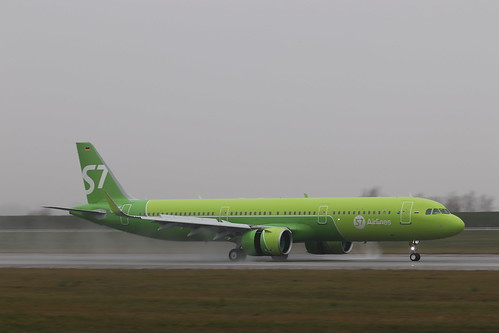 A321neo S7 Siberia Airlines VQ-BGR | by XFW-Spotter