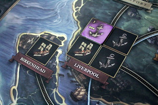 Liverpool and Birkenhead - Divided once more