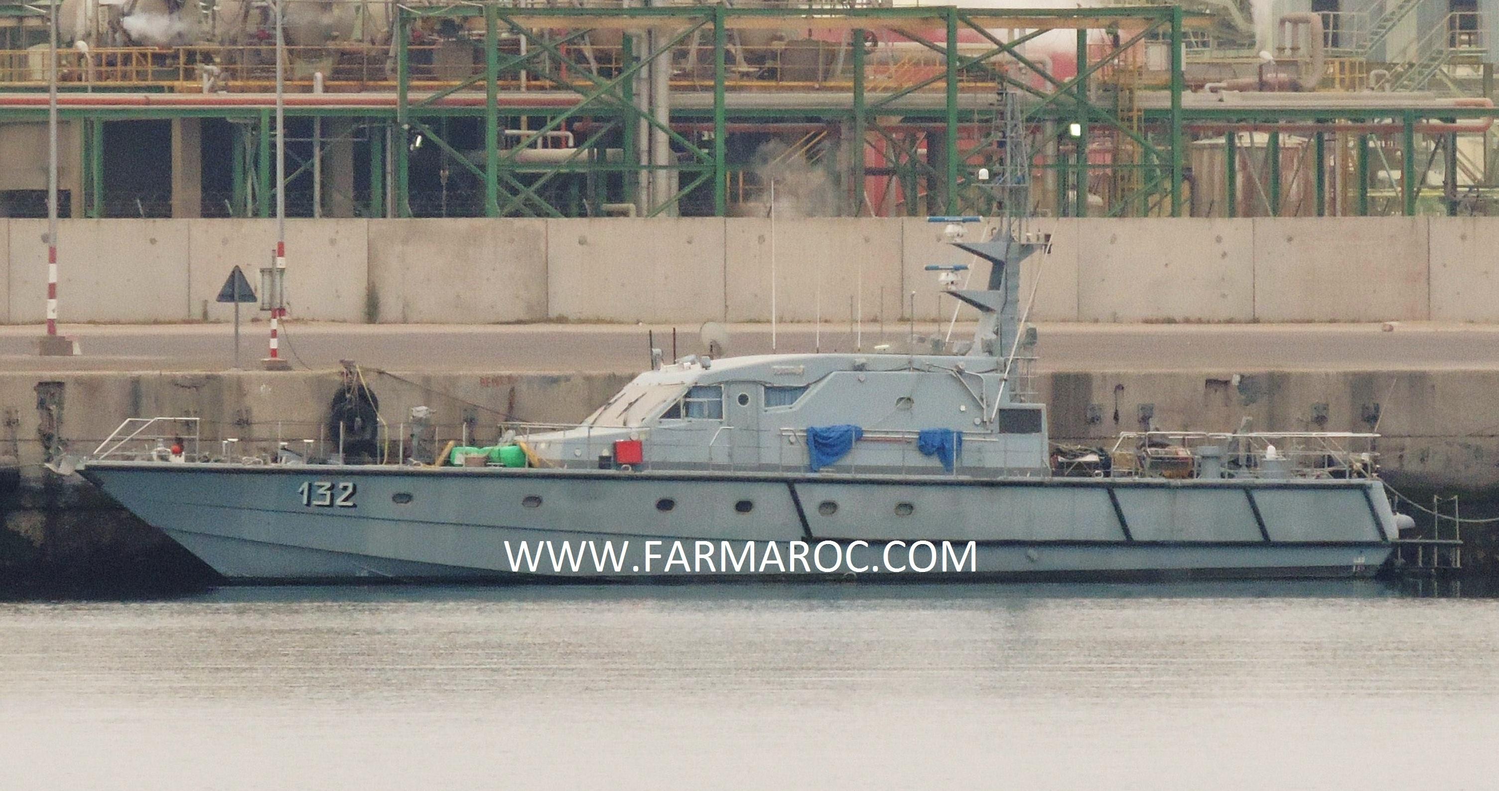 Moroccan Law Enforcement & Cost Guard Fleet / Vedettes de Surveillance et les Gardes des Côtes - Page 6 44882839645_7e0017effd_o