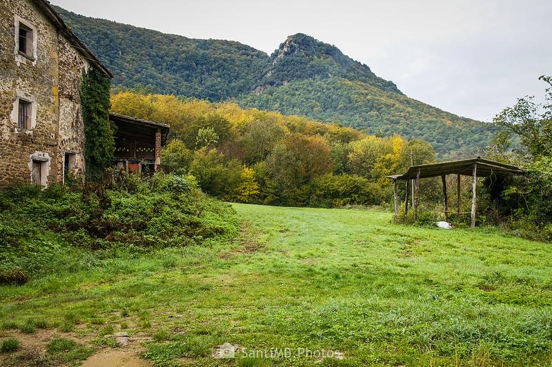 El Puig Rodó desde El Camps
