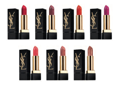 Rouge Pur Couture Édition Collector. YSL