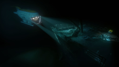 TitanicVR | by PlayStation Europe