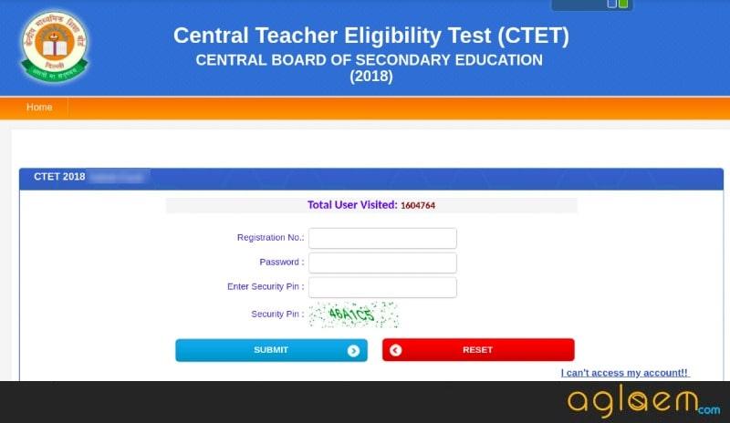 CTET 2018 Answer Key