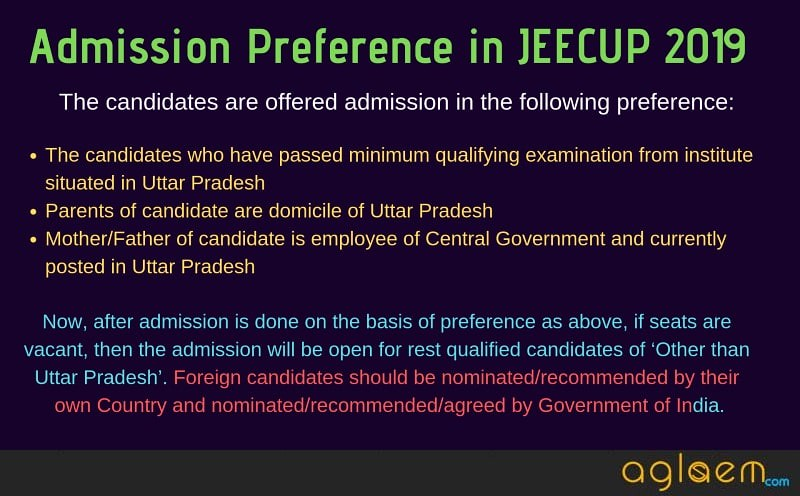 JEECUP 2019 – UP Polytechnic 2019 Result, Counselling, Cut