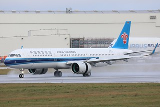 A321 Neo China Southern Airlines D-AVYW B-303Y | by michelfetzer